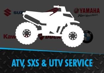 ATV, SxS & UTV