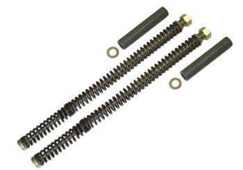 motorcycle fork springs installlation