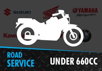Road Bike under 660cc