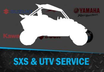 SXS and UTV Services