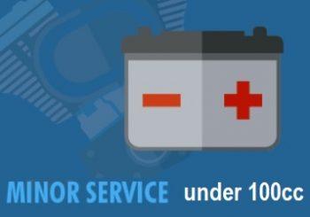 atv minor service 100-
